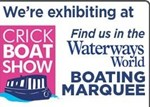 Crick Boat Show 24-27 May 2019