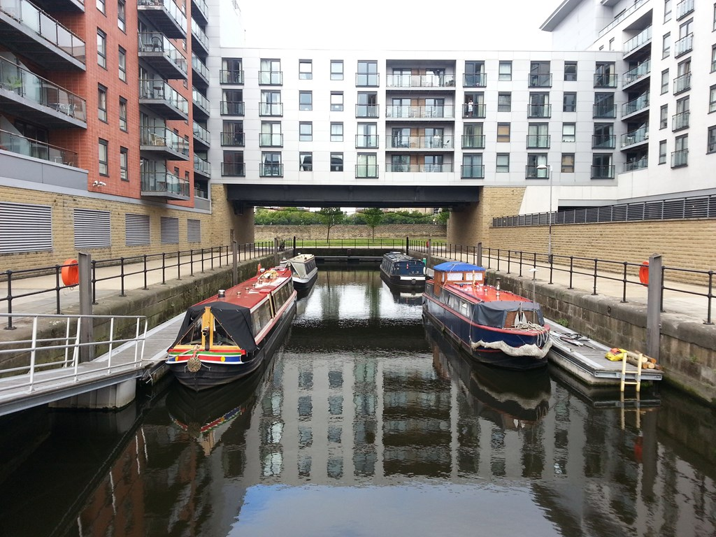Coming soon .. Residential Mooring Clarence Dock