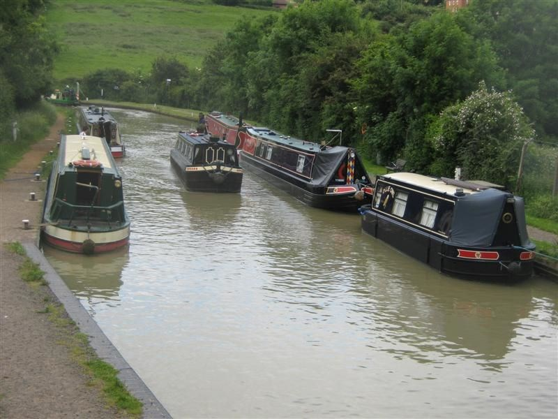 Napton Bottom Lock Leisure Moorings